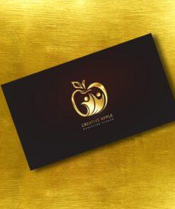 Biglietti da Visita Laminati con Grafica Gratuita
